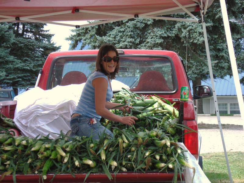 Corn by the Truck Load!
