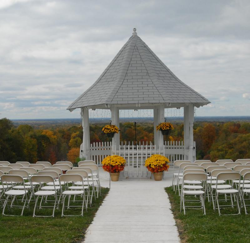 A Fall Wedding
